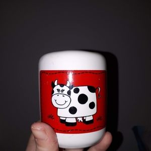 Other - Cow  toothbrush holder